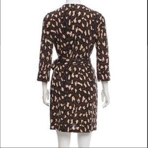 Diane Von Furstenberg Dresses - Diane Von Furstenberg vintage Julian wrap dress